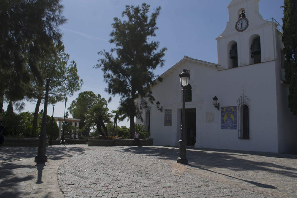 Iglesia Benalmadena Pueblo