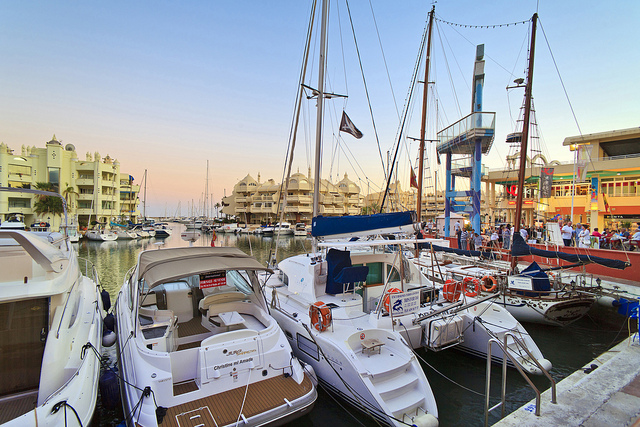 Puerto Marina, Benalmadena